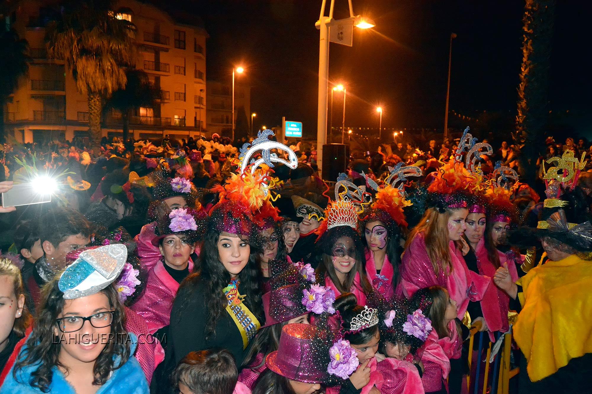 Entierro de la sardina carnaval isla cristina _DSC2369