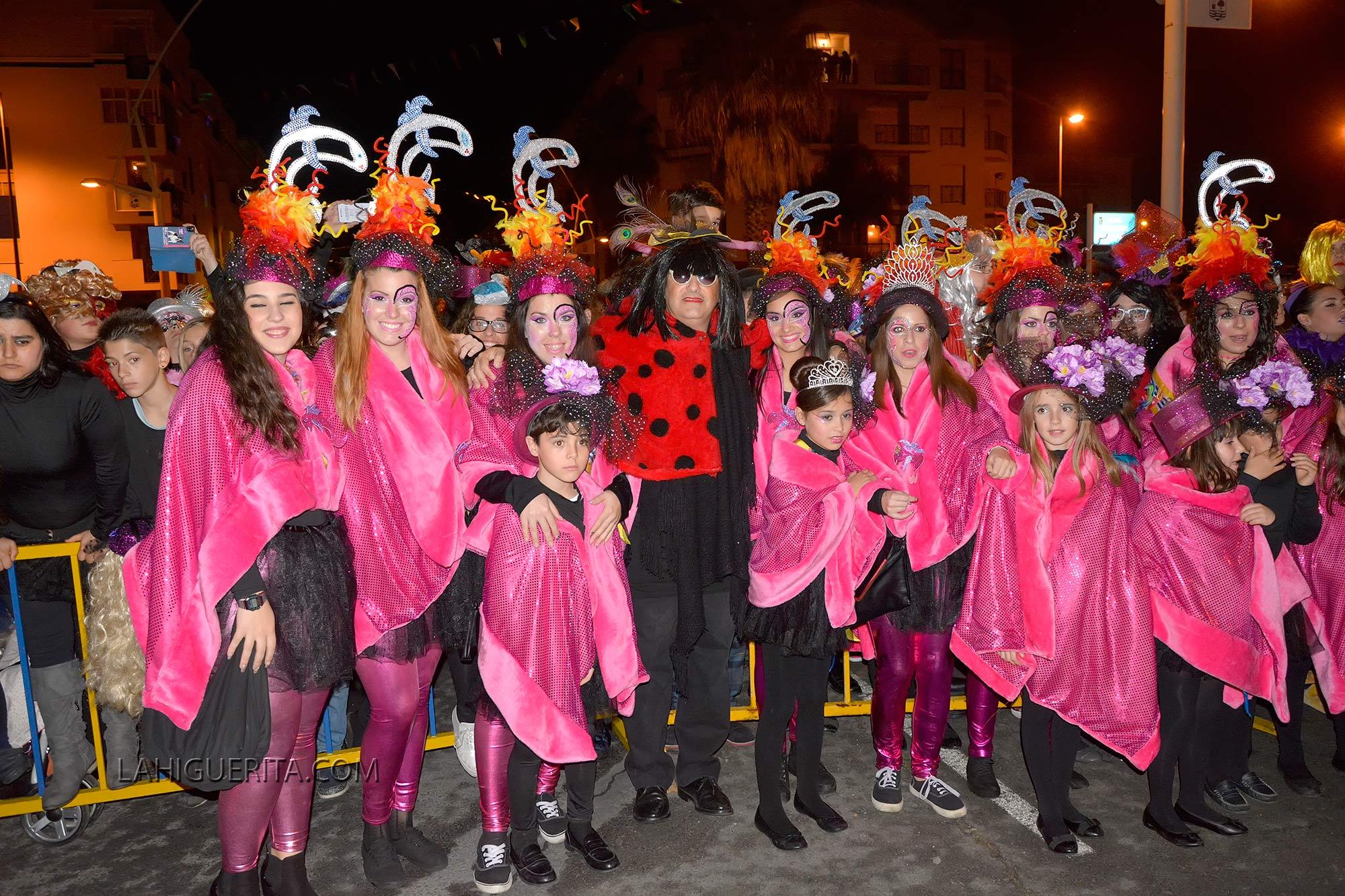 Entierro de la sardina carnaval isla cristina _DSC2383