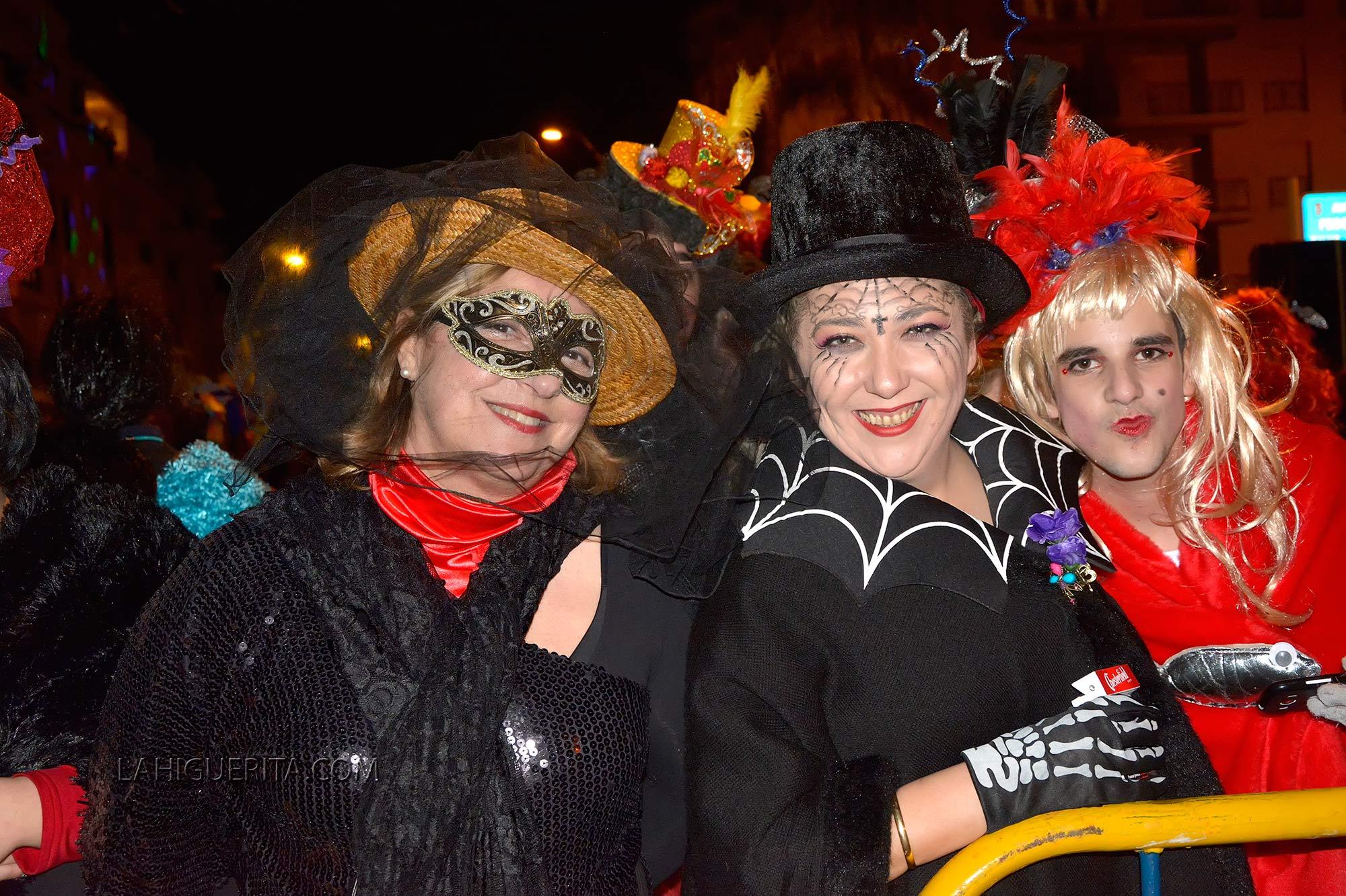 Entierro de la sardina carnaval isla cristina _DSC2420