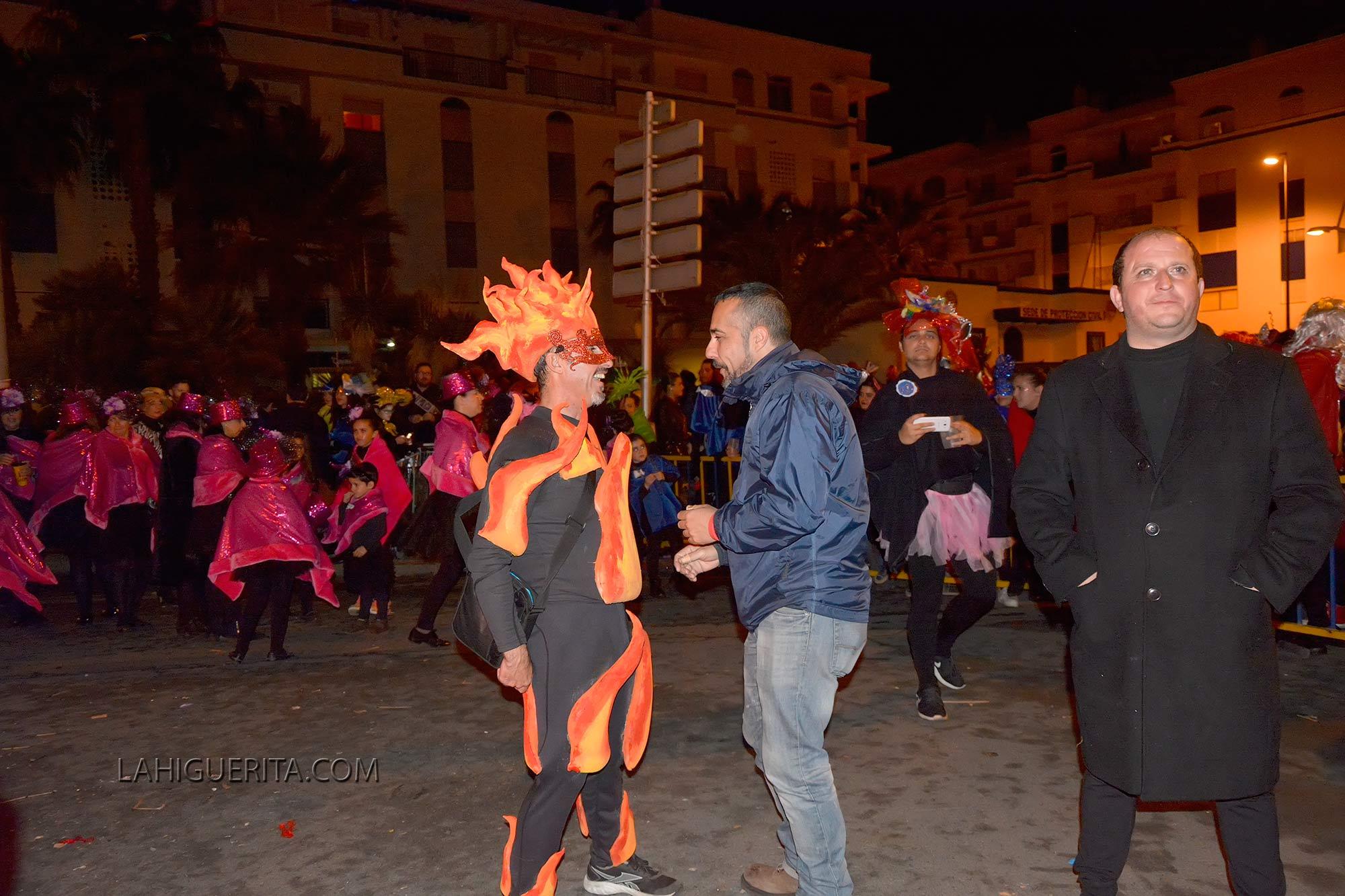 Entierro de la sardina carnaval isla cristina _DSC2452