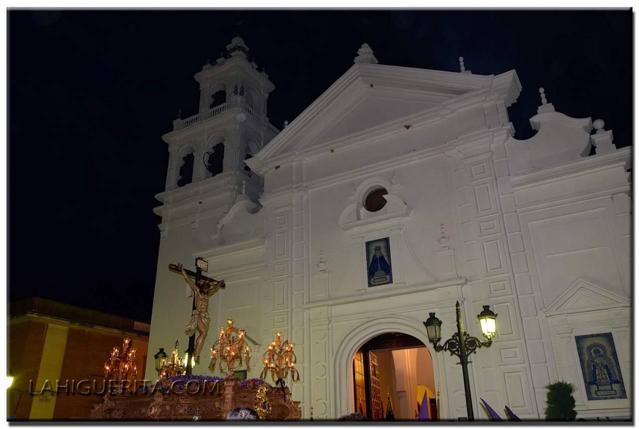 """Horario e Itinerario para el """"Martes Santo"""" de la Semana Santa de Isla Cristina 2016"""