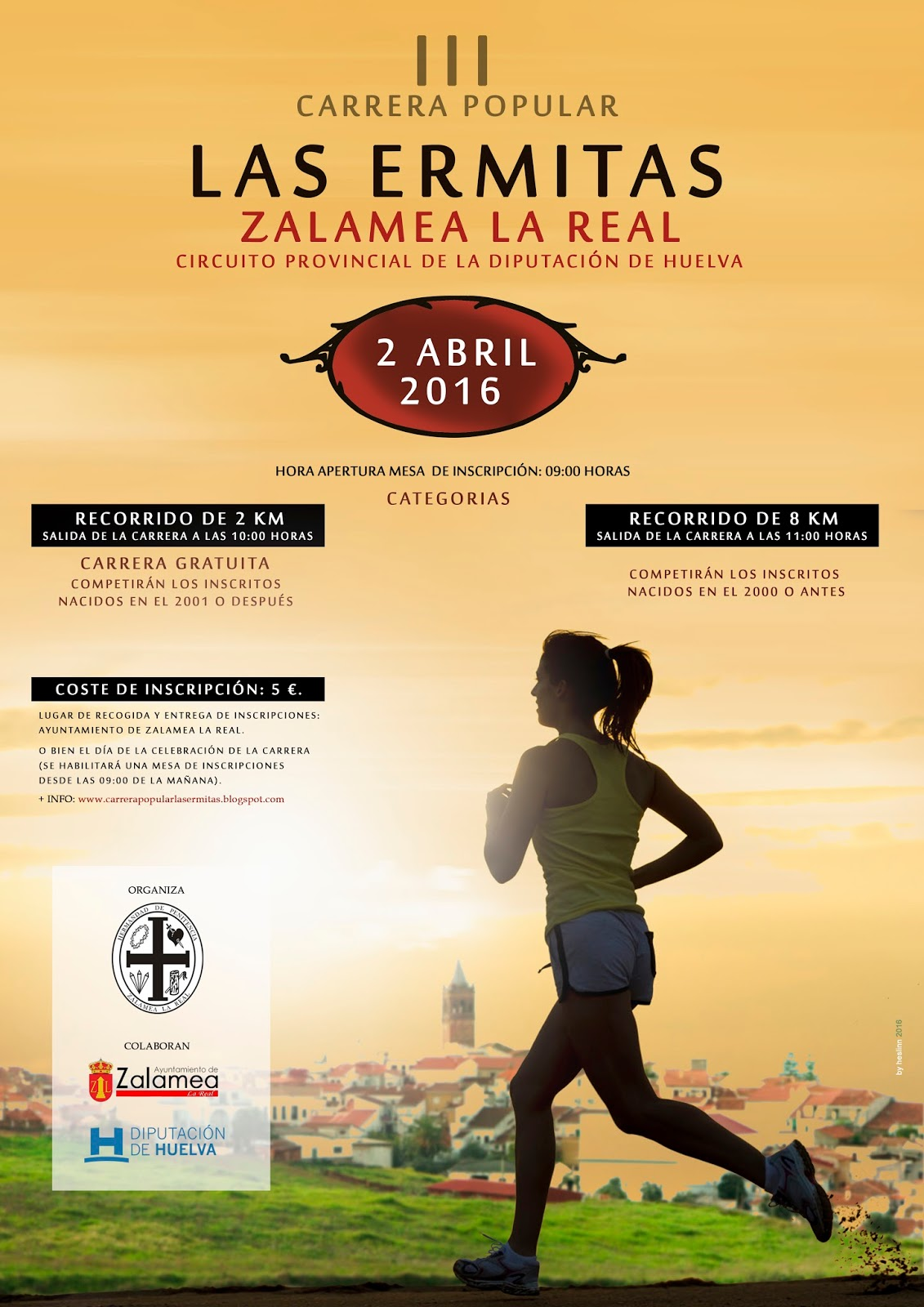 III Carrera Popular Ruta de Las Ermitas Zalameñas
