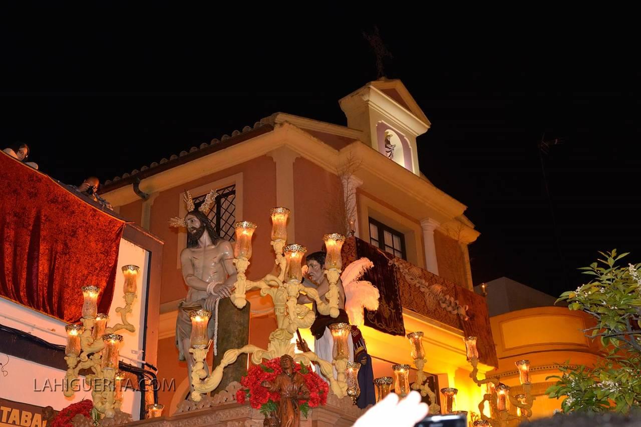 """Horario e Itinerario para el """"Miércoles Santo"""" de la Semana Santa de Isla Cristina 2016"""