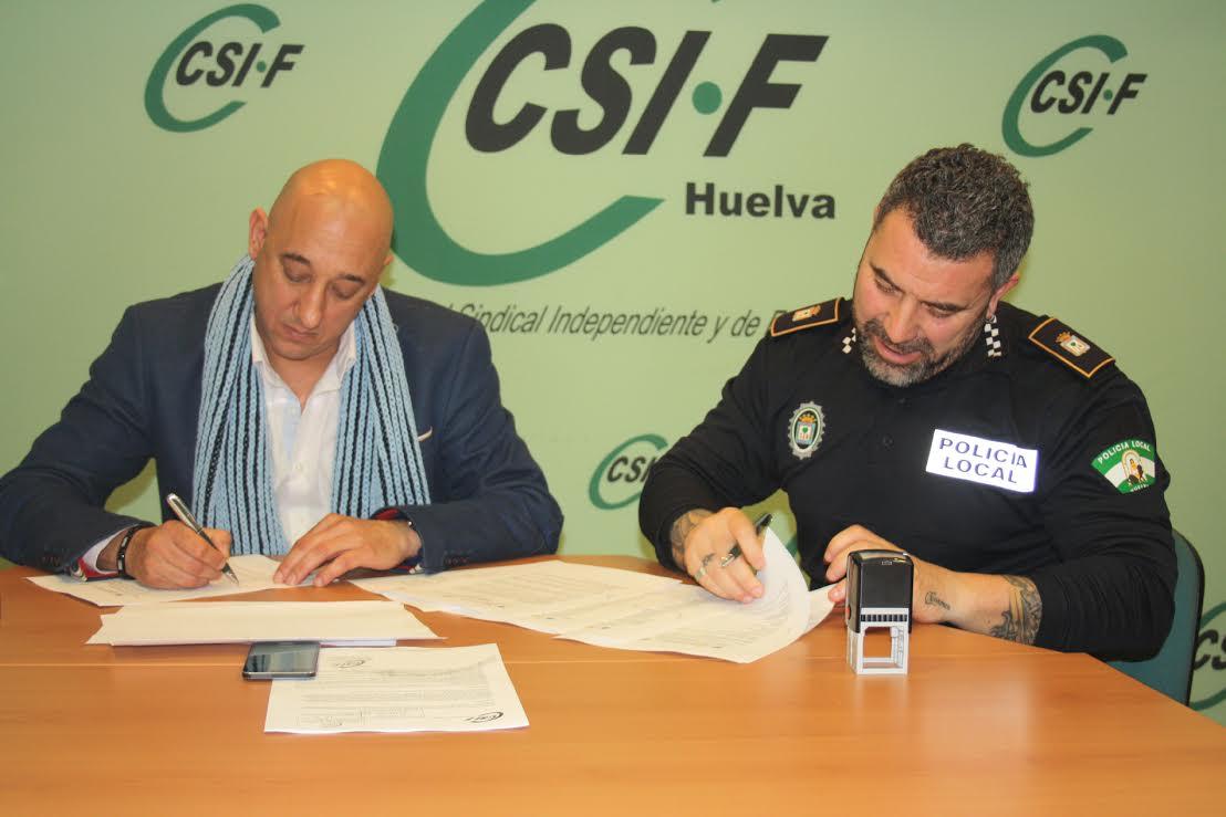 Csif se suma al reto del europeo entre los policías y bomberos