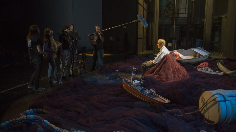 El documental sobre el naufragio del Islamar tercero se exhibe el jueves en el Gran Teatro