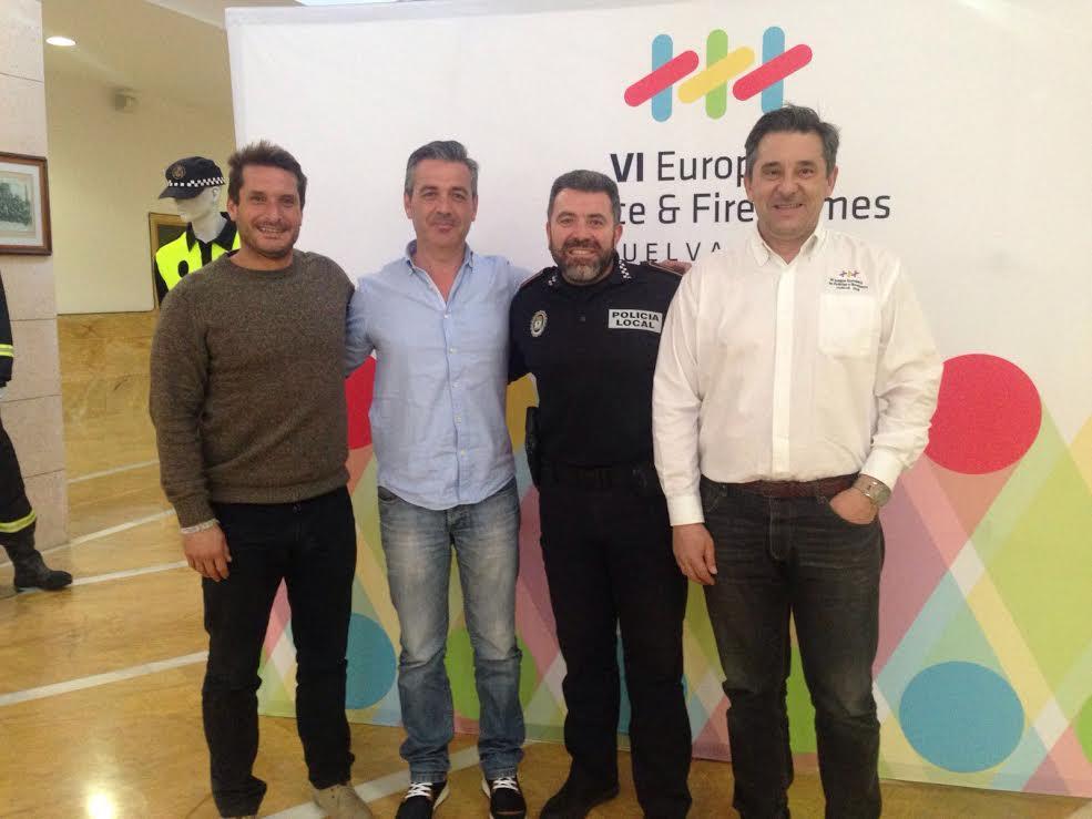 Mobbo Clinicenter Pondrá a punto a los deportistas en los VI Juegos Europeos de Policías y Bomberos Huelva 2016