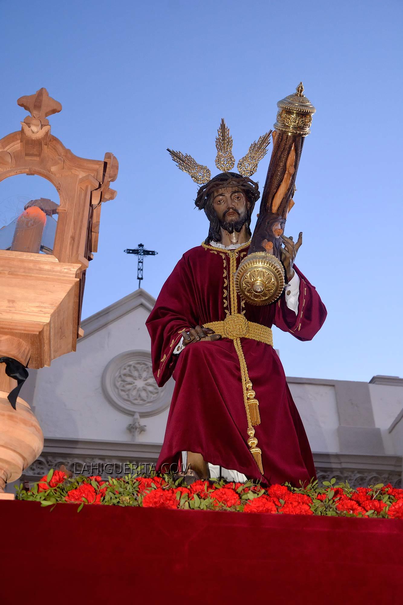 Cristo de las tres caidas