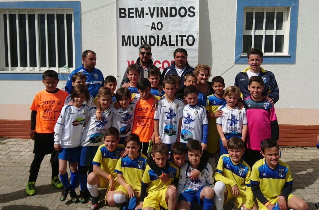 Dos equipos isleños en el Mundialito de Fútbol-7 de Portugal