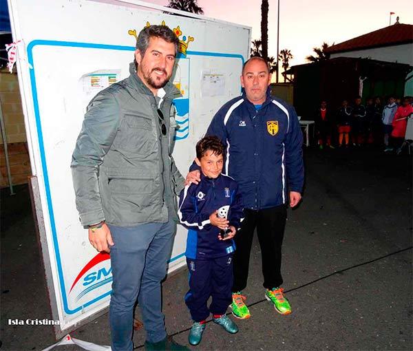 """El Recreativo Campeón del I Torneo Fútbol Base Benjamín 1º Año """"Champions League 2007"""""""