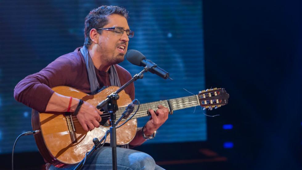 El cantautor Isleño Pedro Sosa, con la colaboración de Melendi, dará un Concierto Benéfico en Valencia