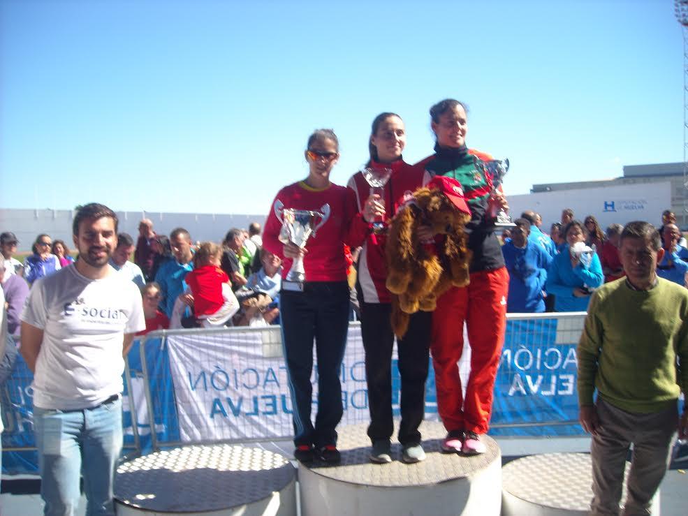 podio general femenino