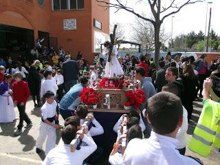 Desfile Procesional del CEIP Sebastián Urbano Vázquez