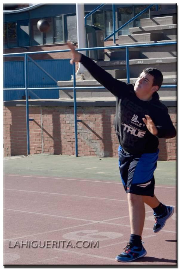 """El Atleta Isleño Ricardo Orta """"Bronce"""" en el XXIX Campeonato de España Cadete de Atletismo en P.C."""