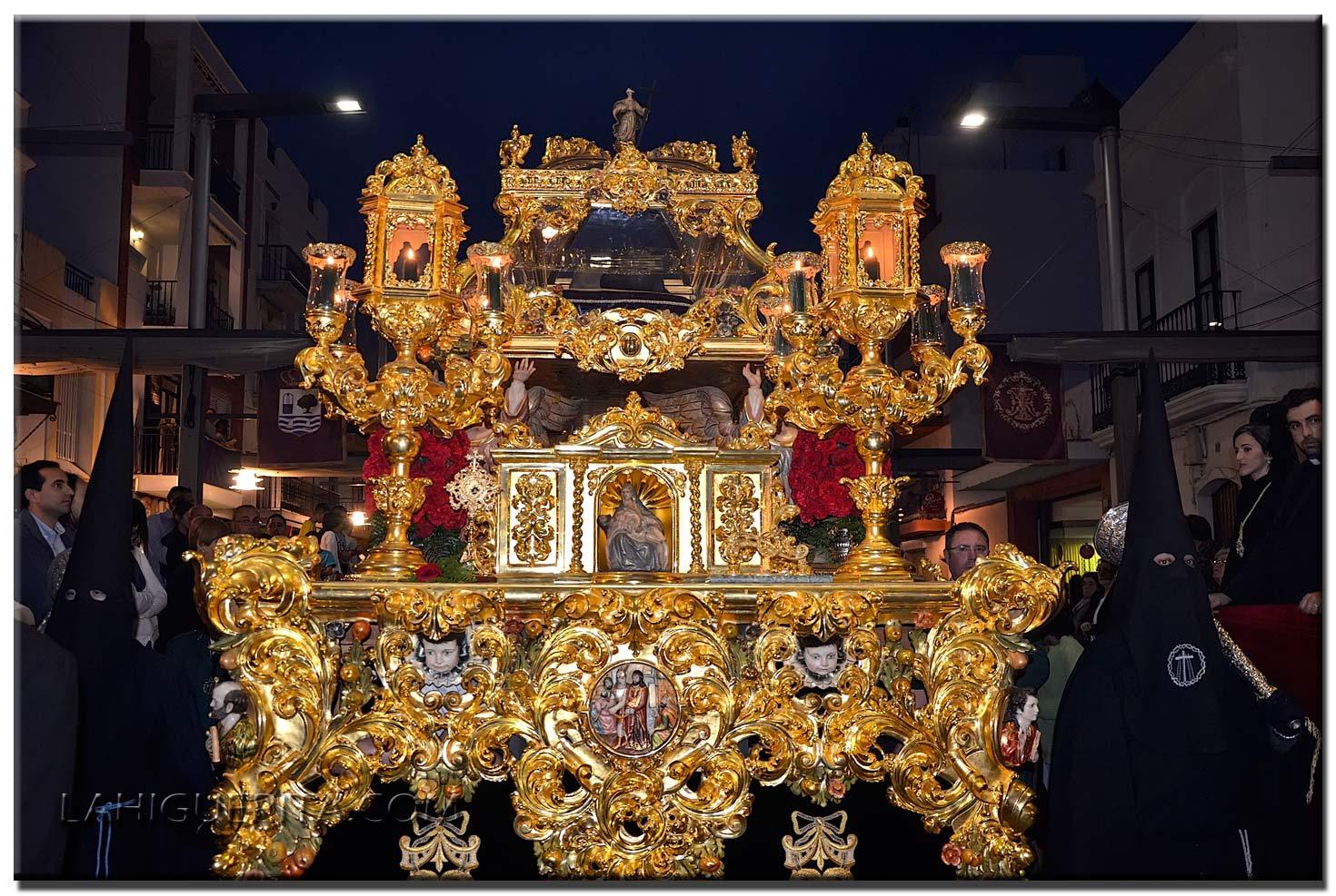 Santo entierro 2014