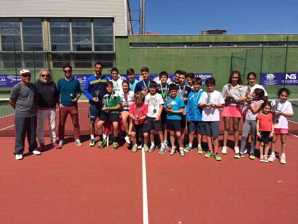 """Celebrado en Isla Cristina, el 4º Open de Tenis """"Puerto Antilla Grand Hotel"""""""