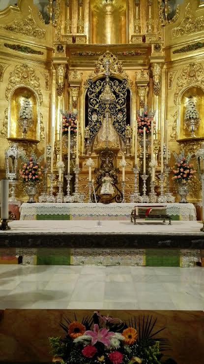 Triduo Preparatorio de la Hermandad de Nuestra Señora del Rocío de Isla Cristina