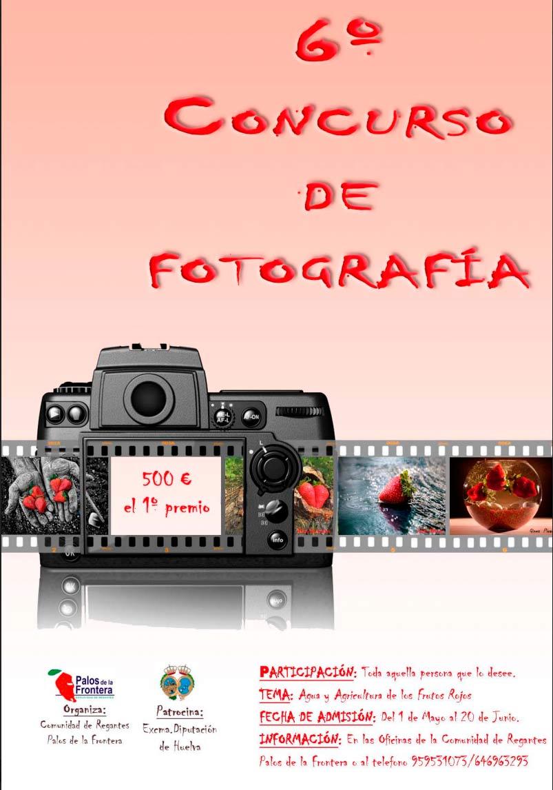 VI Concurso de Fotografía de la Comunidad de Regantes Palos de la Frontera