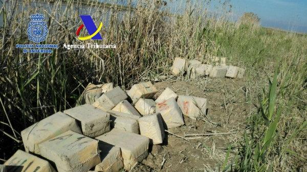 Desarticulado un grupo que supuestamente transportaba droga desde Isla Cristina a Francia