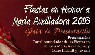 Gala Benéfica María Auxiliadora de Pozo del Camino