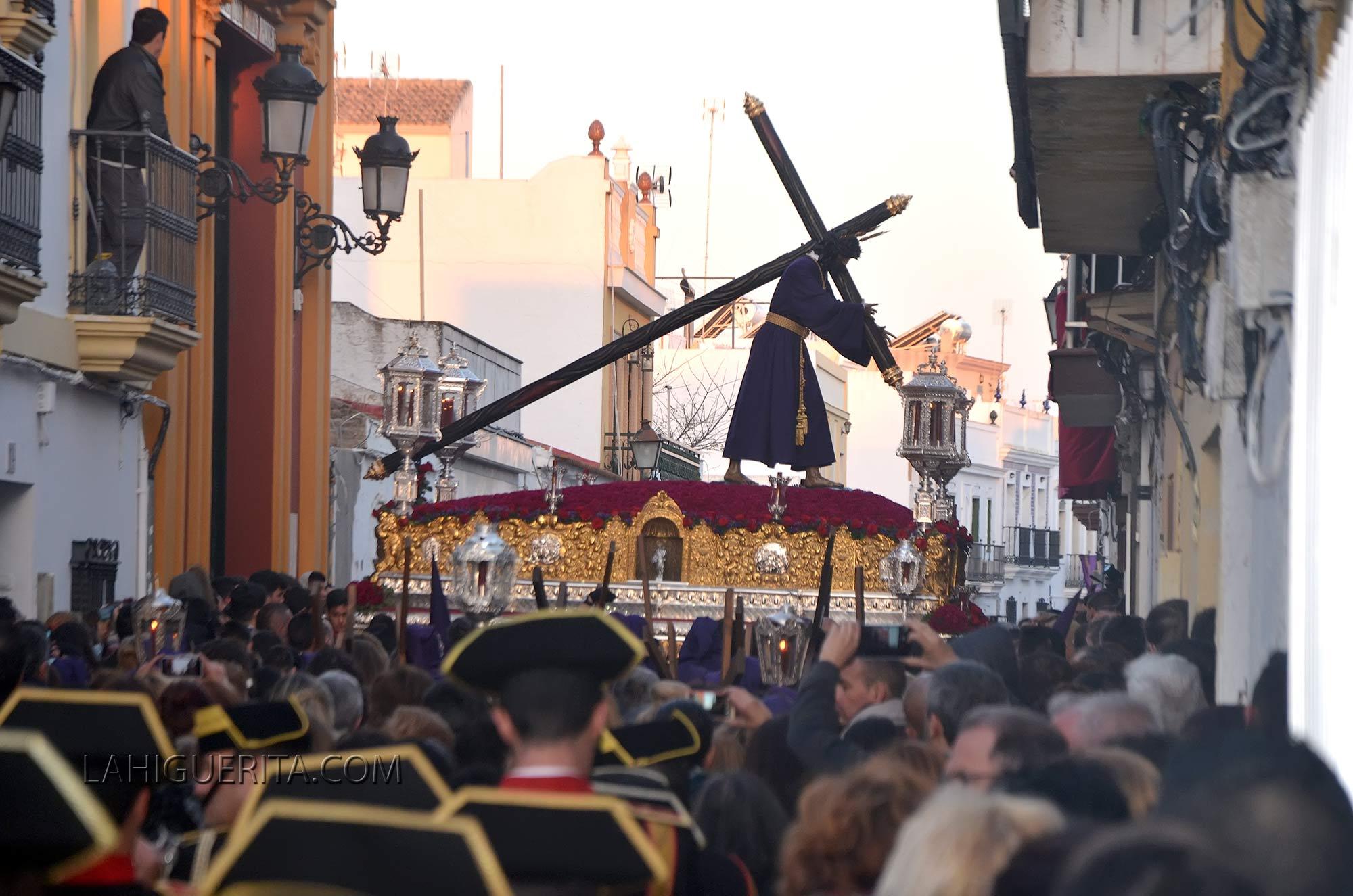 Procesión de la Hermandad del Gran Poder de Isla Cristina 2016