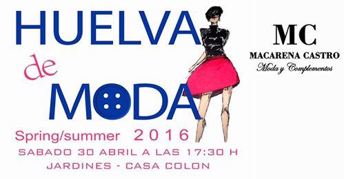 Presentación en Huelva de la nueva colección y firma de la isleña Macarena Castro