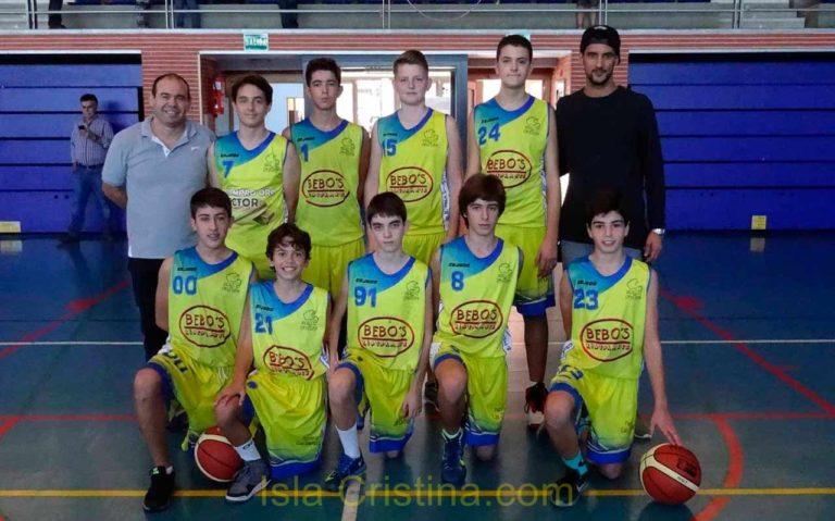 infantil baloncesto