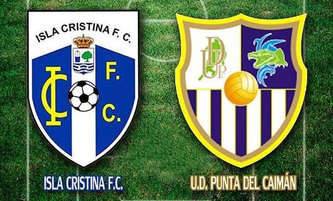Tablas entre el Isla Cristina FC & UD Punta del Caimán