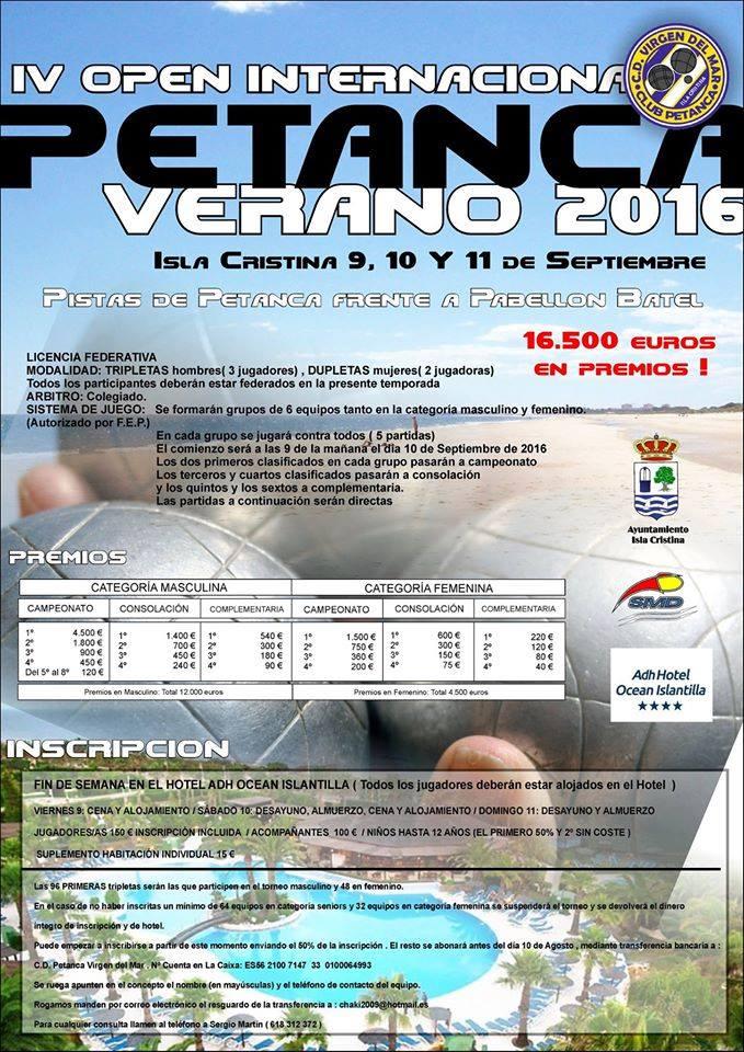 petanca isla 2016