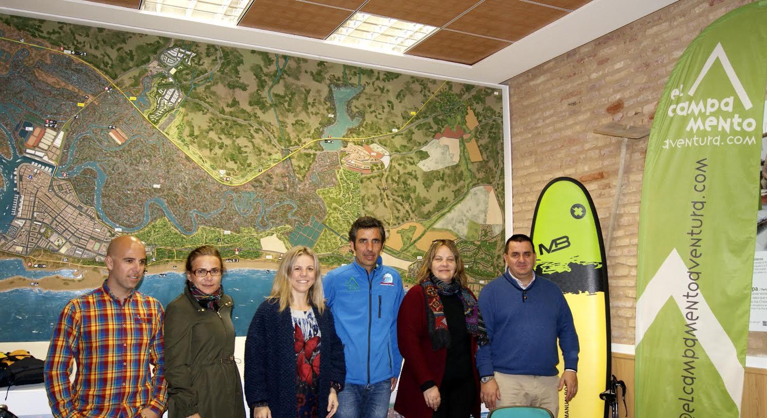 La Delegación Municipal de Medio Ambiente presenta el programa de actividades de cara a la temporada 2016