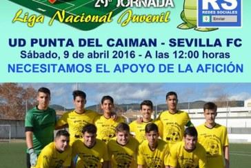 El Juvenil de la Punta del Caimán ante el Sevilla