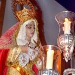 Procesión María Santísima del Sagrario de Isla Cristina 2016