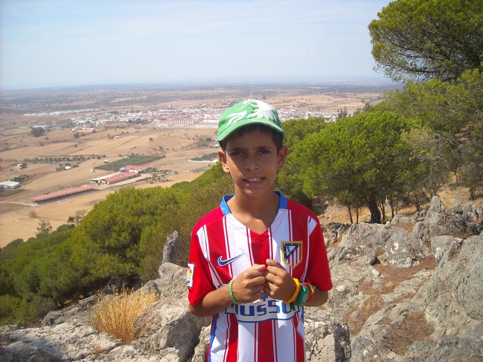 Andrés Guerrero (C.A. Isla Cristina) Gana Longitud en los Juegos Municipales de Sevilla