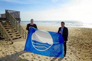 Nuevamente Bandera Azul para Islantilla