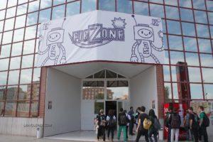 Un FicZone 2016 celebrado en Granada con identidad propia