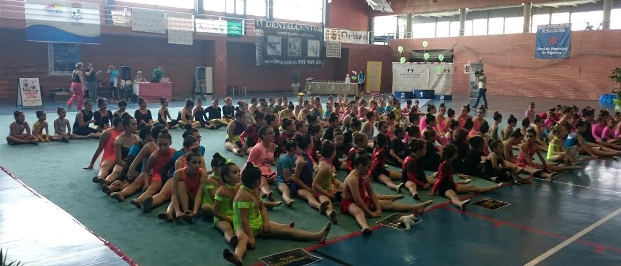 gimnasia ritmica isla cristina