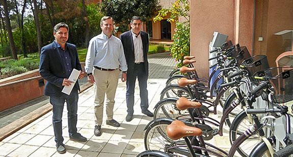 hotel bicicletas