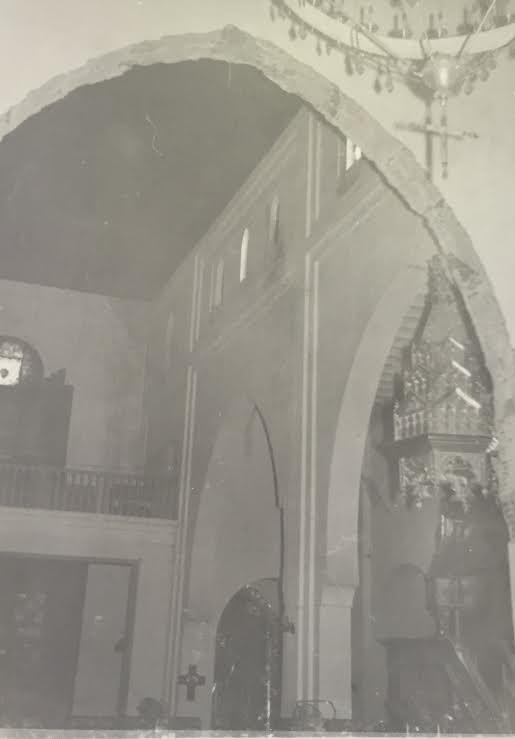 iglesia terremoto