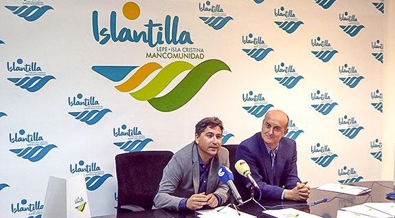 logotipo islantilla