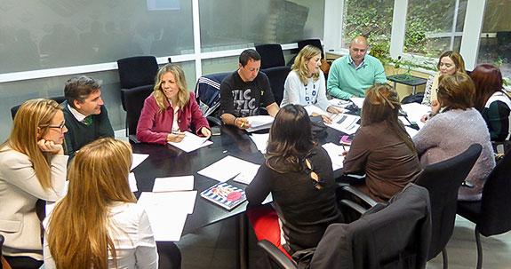 Islantilla acoge la celebración de las Mesas de Calidad Turística del destino Lepe-Isla Cristina y del Consorcio de Turismo Sostenible Costa Occidental de Huelva