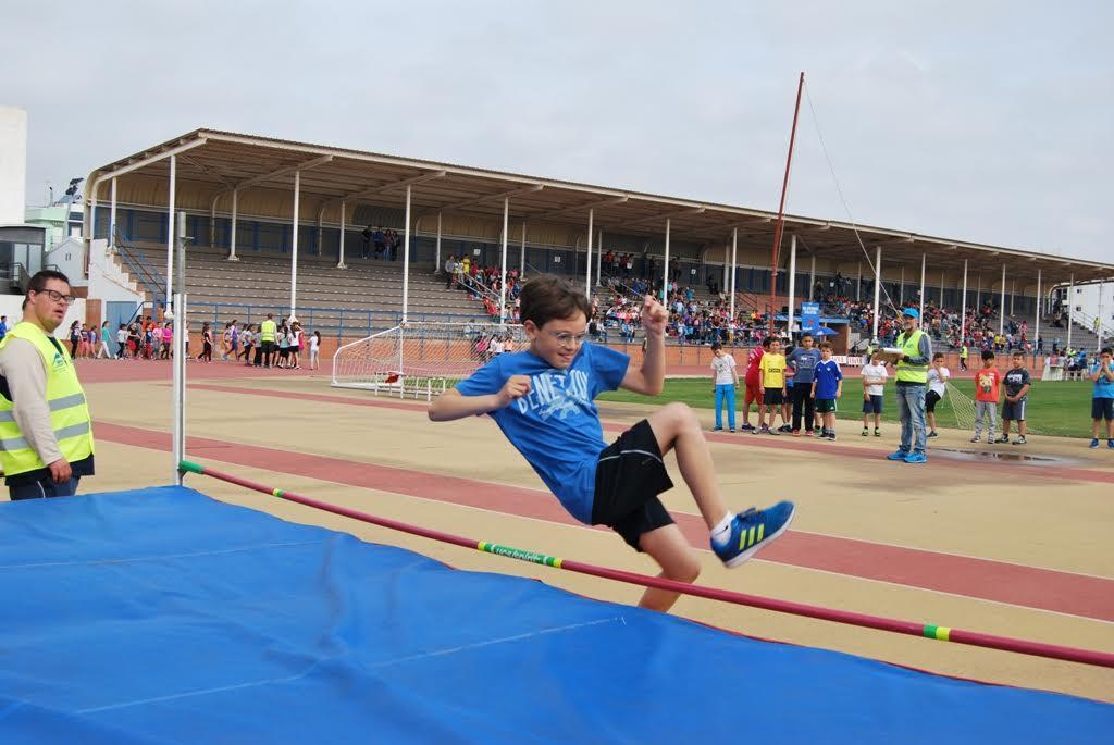 Clausuradas con éxito las Mini Olimpiadas Escolares 2016