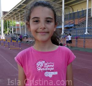 "Miranda Vázquez Cobos ""Atleta Dinámica"""