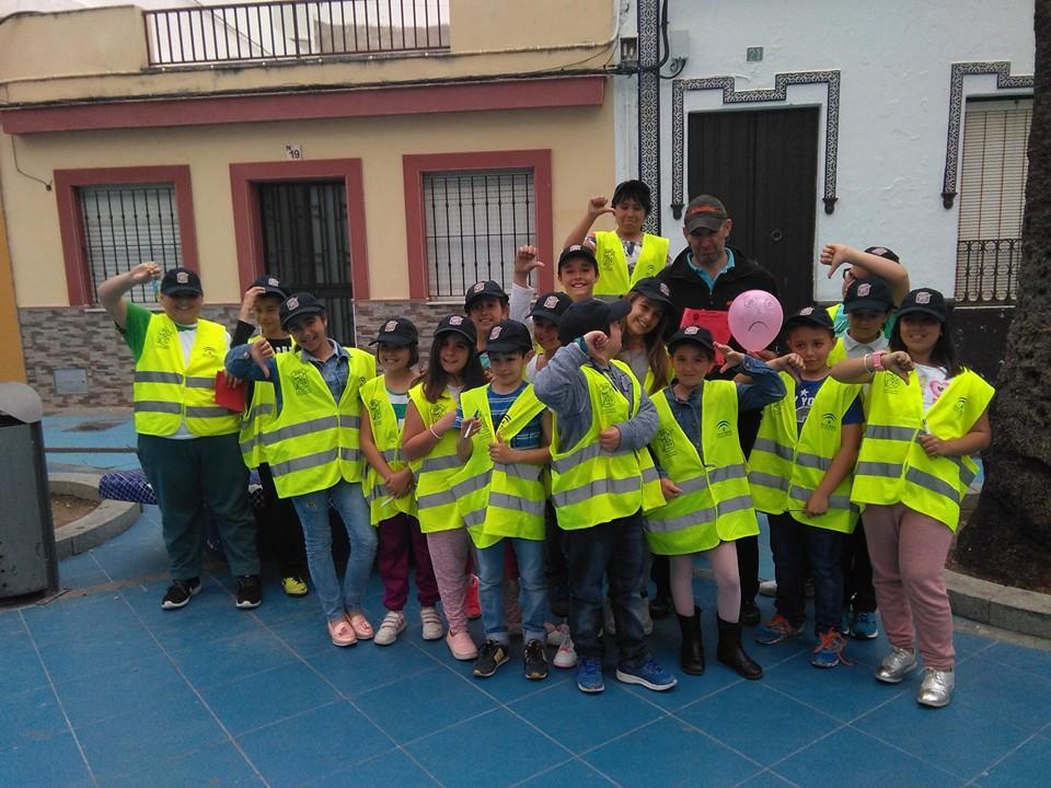 Llega la murta de la vergüenza a Isla Cristina