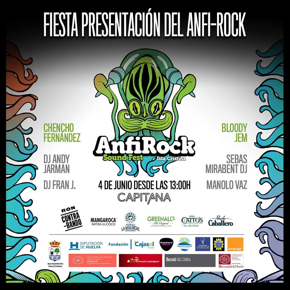 presentacion anfirock