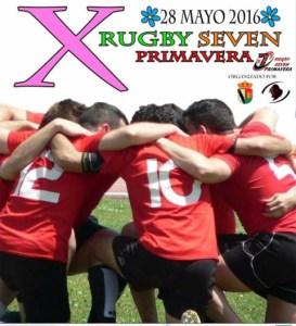 Isla Cristina acoge este sábado el Seven Primavera de Rugby