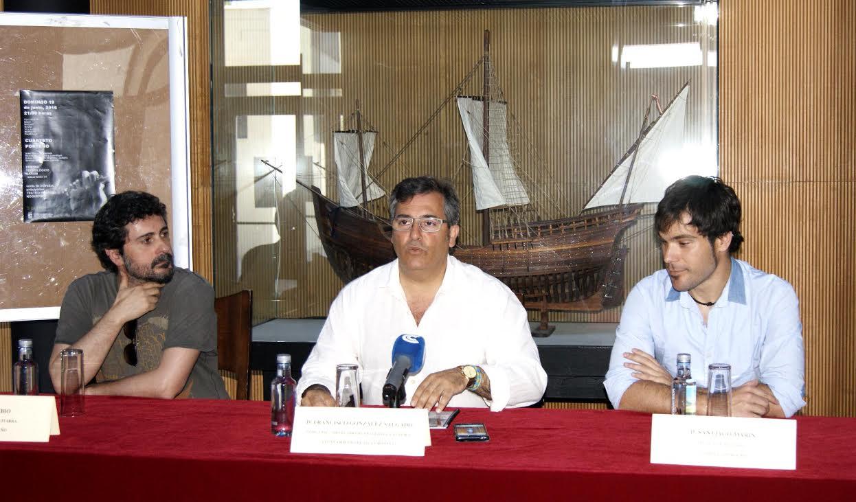 Ruben Rubio y Santiago Marin