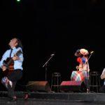 Actuación del dúo isleño Antílopez en el Teatro Horacio Noguera de Isla Cristina