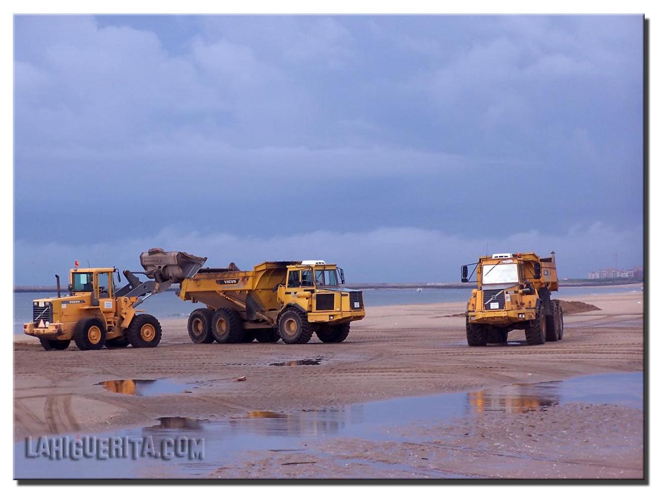 arreglo playa