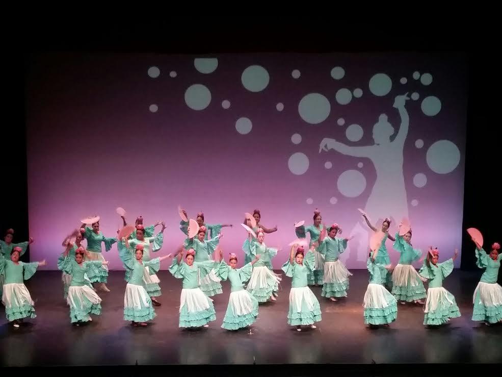 Clasurados los Talleres Municipales de Baile Flamenco