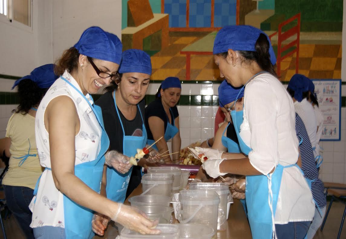 Clausurada la IX Campaña de Desayunos Saludables en los centros escolares con al participación de 2.000 niños y niñas