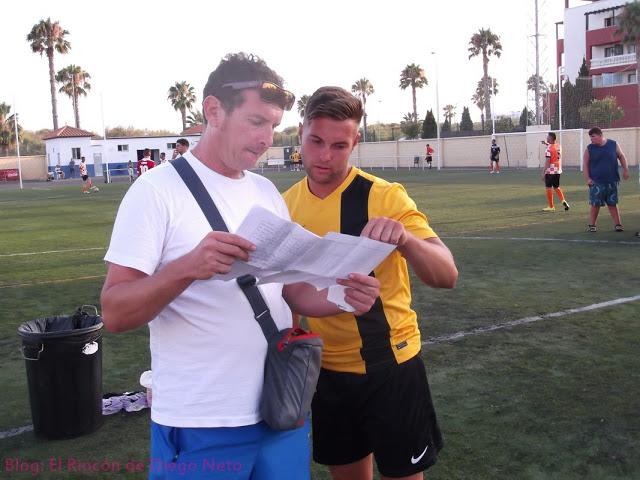 El viernes se cierra el plazo de inscripciones para el Campeonato de Verano de Fútbol 7